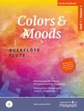 Colors and Moods, für Querflöte , m. Audio-CD - Bd.1