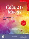 Colors and Moods, für Querflöte , m. Audio-CD - Bd.2