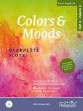Colors and Moods, für Querflöte , m. Audio-CD - Bd.3