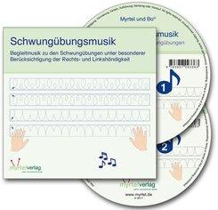 Myrtel und Bo: Schwungübungsmusik, 2 Audio-CDs