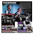 Sonic Seducer: Titelstory Rammstein / Titelstorys Danzig und Funker Vogt, m. 2 Audio-CDs; Ausg.2017/05+06