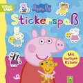 Peppa Pig Stickerspaß