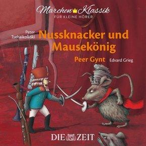 Nussknacker und Mausekönig und Peer Gynt, 1 Audio-CD