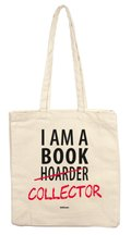 Book Collector, Stofftasche