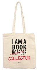 Book Collector, Stofftasche