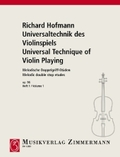 Universaltechnik des Violinspiels op. 96 - H.1