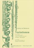 """Variationen über das Thema """"Reich mir die Hand, mein Leben"""", 3 Flöten oder 2 Flöten und Altflöte in G"""