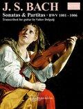 Sonaten & Partiten, Bearbeitungen für Gitarre