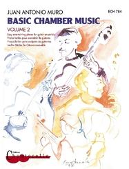 Basic Chamber Music, 2-4 Gitarren (Gitarren-Chor), Spielpartitur