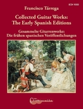 Collected Guitar Works: The Early Spanish Editions