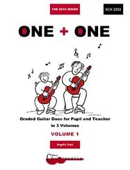 One+One, Gitarre, Schülerheft - Bd.1