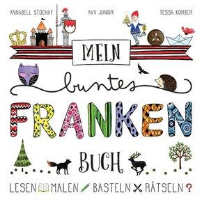 Mein buntes Franken-Buch