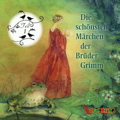 Die schönsten Märchen der Brüder Grimm, 1 Audio-CD - Tl.1