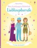 Mein Anziehpuppen-Stickerbuch: Lieblingsberufe