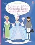Mein Anziehpuppen-Stickerbuch - Modische Reise durch die Zeit