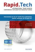 Rapid.Tech - International Trade Show & Conference for Additive Manufacturing