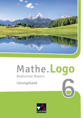 Mathe.Logo, Realschule Bayern (2017): 6. Jahrgangsstufe, Lösungsband