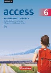 Access - Allgemeine Ausgabe 2014 - Band 6: 10. Schuljahr