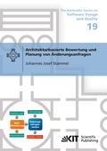 Architekturbasierte Bewertung und Planung von Änderungsanfragen