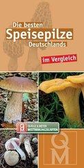 Die besten Speisepilze Deutschlands im Vergleich, Bestimmungskarten