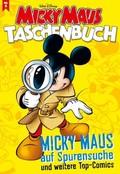 Micky Maus Taschenbuch - Micky Maus auf Spurensuche