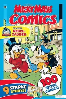 Micky Maus Comics - Nr.39