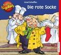 Kommissar Kugelblitz -  Die rote Socke, 1 Audio-CD