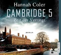 Cambridge 5 - Zeit der Verräter, 6 Audio-CDs