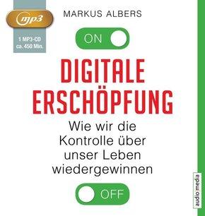 Digitale Erschöpfung, 1 MP3-CD