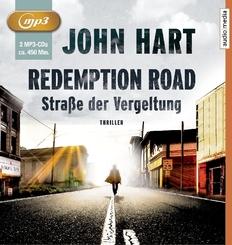 Redemption Road - Straße der Vergeltung, 2 MP3-CDs