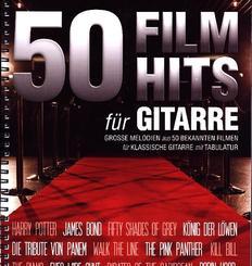 50 Filmhits für Gitarre