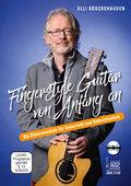 Fingerstyle Guitar von Anfang an, m. DVD-ROM