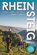 Rheinsteig einfach - Pocket-Wanderführer zum kleinen Preis