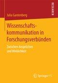 Wissenschaftskommunikation in Forschungsverbünden