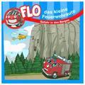 Flo, das kleine Feuerwehrauto- Gefahr in den Bergen