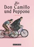 Don Camillo und Peppone in Bildergeschichten - Sportsgeist