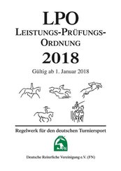 Leistungs-Prüfungs-Ordnung 2018 (LPO)
