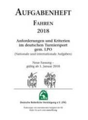 Aufgabenheft - Fahren 2018