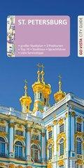 Go Vista City Guide Reiseführer St. Petersburg, m. 1 Karte