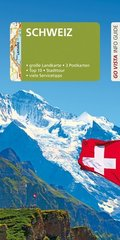 Go Vista Info Guide Reiseführer Schweiz, m. 1 Karte
