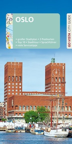 Go Vista City Guide Reiseführer Oslo, m. 1 Karte