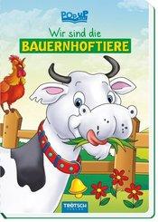 Pop-up-Mini - Wir sind die Bauernhoftiere