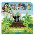 Der kleine Maulwurf und seine Freunde, Registerbuch mit Klappen