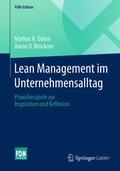 Lean Management im Unternehmensalltag