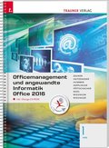 Officemanagement und angewandte Informatik 1 HAS Office 2016, m. Übungs-CD-ROM