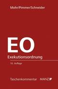 Exekutionsordnung - EO (f. Österreich)