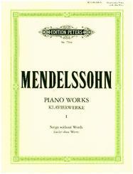 Klavierwerke / Piano Works - Vol.1