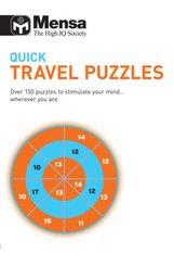 Mensa - Quick Travel Puzzles