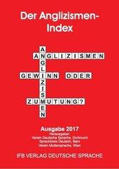 Der Anglizismen-Index 2017