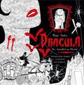 Dracula - Das Ausmalbuch zum Klassiker von Bram Stoker